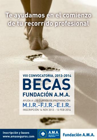 Becas A.M.A.
