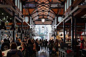 Multiespacio gastronómico Mercado San Miguel en Epaña